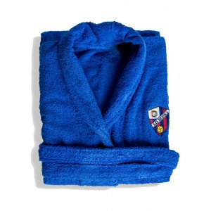 Blue Adult Bathrobe