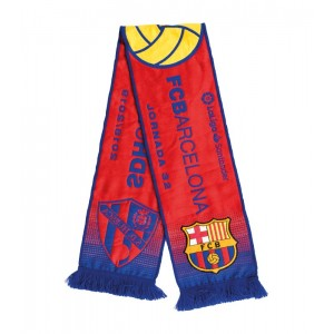 Commemorative scarf Barcelona