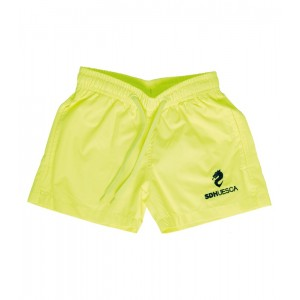 SDH Fluor Yellow Youth Swimsuit