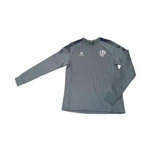Grey training sweatshirt 19/20