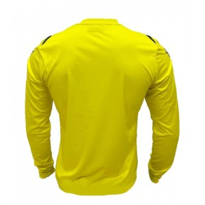 SDH Yellow Goalkeeper T-Shirt 19/20